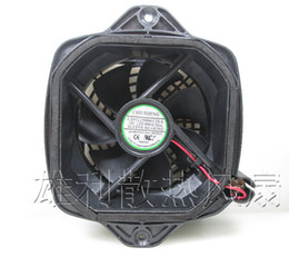 Le ventilateur de refroidissement du convertisseur de fréquence de la machine CD9225HH12SA 12V 0.50A d'origine