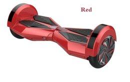 8.5-дюймовый оптимальный баланс колеса самообслуживания балансировки электрических скутеров 36В Два колеса скутера с Bluetooth ховерборда hovertrax 4.4Ah