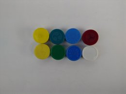 Wholesale blue green red yellow top hgh caps for injection vials AA We are not only some bottles
