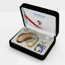 Wholesale High Quality Best Sound Amplifier Adjustable Tone Hearing Aids Aid AXON V
