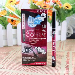 Wholesale DHL hot selling makeup H Pen Liner waterproof eyeliner Long Lasting Eye Makeup Cosmetic