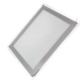 Wholesale New Professional Tattoo Supply Ultra Thin Tracing Table Pad A4 LED Stencil Board Box Tool