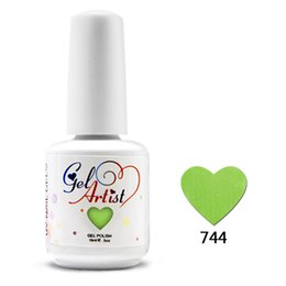 Wholesale Gelartist New Color DHL Uv Nail Gel Polish24pcs a Nail Polish IBD Nail Tools