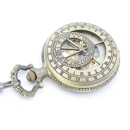 mens pocket watches suppliers best mens pocket watches mechanical watches for s pocket watches for mens chain astronomy and mathematics design case hand