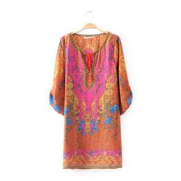 Ladies Straight Floral Dresses Online | Ladies Straight Floral ...