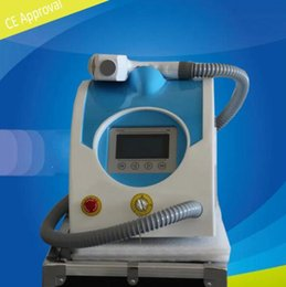 Wholesale portaable nd yag laser tattoo removal eyebrow removal skin rejuvenation