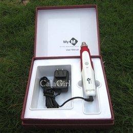 Wholesale MYM UGOIGO Auto Mirco needle Therapy face beauty Electric pen Upgraded version needles Needle cartridges