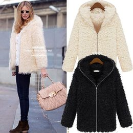 Discount Ladies Faux Fur Coat Hood | 2017 Ladies Faux Fur Coat