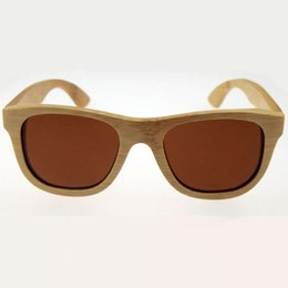 kingswit high quality bamboo sunglasses for men women all wooden frame polarized lens glasses fashion summer uv400 eyeglasses s712