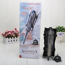 online shopping NECA Assassins Creed Four Black Flag Pirate Hidden Blade Edward Kenway Cosplay Children s Gift Sets