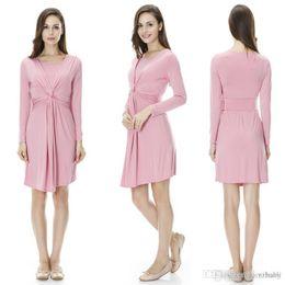 Summer dress nursing years