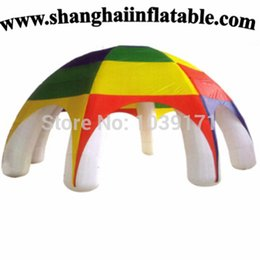 Wholesale PVC Oxford cloth outdoor inflatable tent inflatable air tent for venue