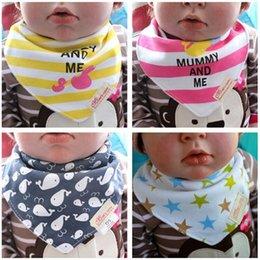 Wholesale 2015 Cute pc Cotton baby clothing girls baby bibs towel bandanas YE105