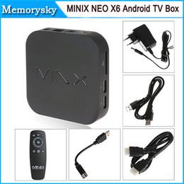 online shopping MINIX NEO X7 mini Android TV Box Quad Core Cortex A9 Processor GHz G G WiFi HDMI USB RJ45 OTG SD Card Optical XBMC Smart TV