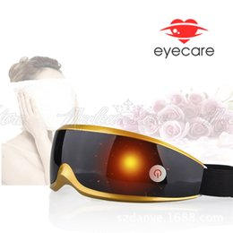 Wholesale 100 Brand New and High Quality Luxury Rechargeable Electric Eye Massage Magnetic Health Care Massager With On off switch