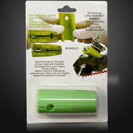 Wholesale New Pro Anti Shock Tattoo Machine Gun Grip Silicone Cover Holder Pad Protect Knuckle Black Green