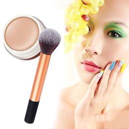 Wholesale Crème blanchissant maquillage de Maquiagem BB Cream Makeup Cosmetic Fondation Pinceau BHU2
