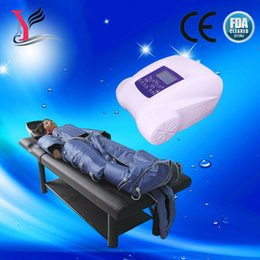 Wholesale Infrared Pressotherapy Suit Air Pressure Pressotherapie Lymphatic Drainage Far infrared