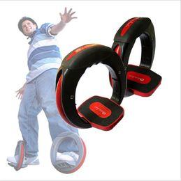 Orbitwheels ruedas patineta Sport Skate Jabalí órbita rueda iluminación rueda PU suave rueda Whirlwind ronda