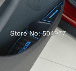 Форд Ecosport дверь бак чашки площадку хранения площадку площадку скольжению колодки, 16 шт / комплект, бесплатная доставка