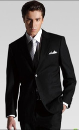 Wholesale 2015 New fashion the groom suits fashion Men Wedding prom suits dress handsome Groom Tuxedos Bridegroom groom Suit for wedding A1