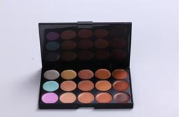 Nouvelle arrivée 15 couleurs Concealer maquillage professionnel Crème Visage Palette correctrice meilleure qualité 100% neuf gratuit DHL