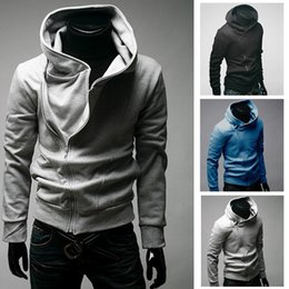 Wholesale jackets men hoodie Hot High Collar Coat top brand mens Jackets Coat Hoodies for men fashion hot sale