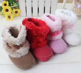 Wholesale 2014 Fashion new Baby girls boots Lovely girls shoes Children s shoes Baby kids boots Princess boots Infant Toddlers boots Fit age G756