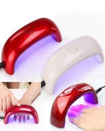 Profesional de Uñas de Arte de 2015 Nueva en Caliente USB de Gel UV de Uñas Secador Mini 9W lámpara LED UV Gel curado envío libre de DHL 60043