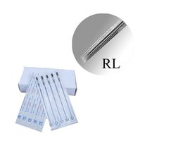 Wholesale 2015 manual tattoo limited permanent needles dermografo hot sale disposable sterile assorted mixed