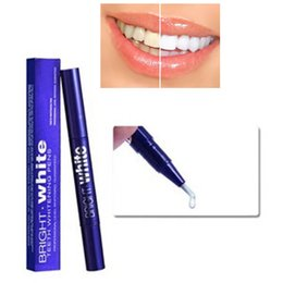 Wholesale New Package Teeth Whitening Pen Professional Level Whitening Guaranteed Teeth Whitening Dental Care Bright Bleaching Pen Remove Stain Kit