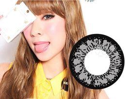 Wholesale 17mm GEO Prescription Eyeglasses GEO Bi Crazy contact lenses MOQ pair piece Mixed Color tone Top Sale contact lens