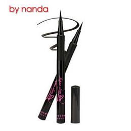 Wholesale Women waterproof Brand Black Eyeliner liquid pen don t rub off By Nanda