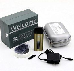 Wholesale No No Hair Pro5 Hair Removal System PRO5 Chorme Hair Epilator Professional Hair Removal Device For Body