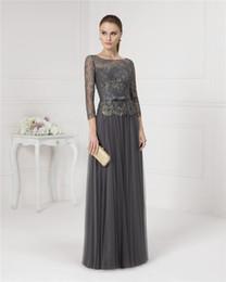 Long Gray Dresses for Wedding _Wedding Dresses_dressesss