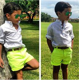 Wholesale 60pcs best price set TShirts Shorts Boy Suit Kids Sets Infant Outfits Baby Clothing Short Sleeve boy Clothes Set Kids Outfits D295