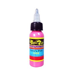 Wholesale Tattoo Ink Supply Taty Pigment OZ ml for Tattoo Machine Gun colors Available