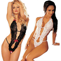 Wholesale w1022 Best seller Lace Lady Underwear Nightwear Sleepwear Babydoll Dress lingerie Temptation Uniform Erotic lingerie ww