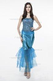 Wholesale Japón estilo al por mayor de la muchacha atractiva de la sirena mujer atractiva viste los trajes atractivos WS043