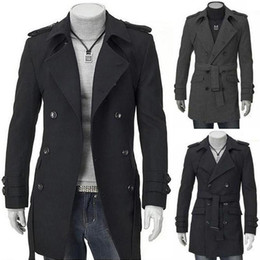 Discount Men S Pea Coats Cheap | 2016 Men S Pea Coats Cheap on