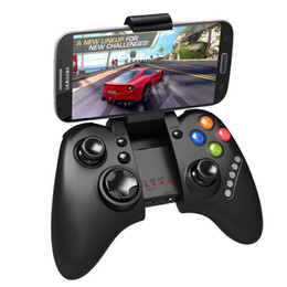 2017 android tv box free shipping Wholesale-Free shipping Ipega PG-9021 Wireless Bluetooth Game Controller Gamepad for Android iOS Phone Tablet PC Mini PC Laptop TV BOX cheap android tv box free shipping