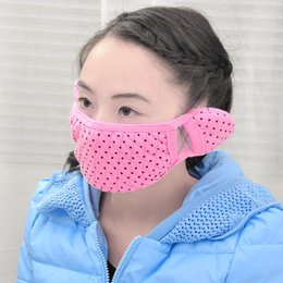 Wholesale Hot sales two functions protect your face and ears at the same time helper to cycling