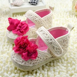 Wholesale Baby Girl Soft Sole Crib Shoes Toddler Sneaker Age Months