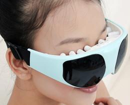Wholesale Eliminates Eyestrain Relax Nerves Magent Eye Massager Electric Eye Care Vibration Massager