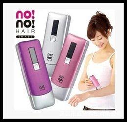 Wholesale no no hair epilator nono hair epilator smart women s hair epilator professional nono hair removal device for face and body DHL