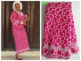 Wholesale hot sale high quality african french lace fabric