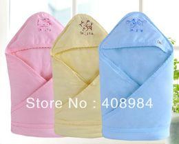 Wholesale 80cm x cm Baby sleeping bag sleeping bags sack Blankets baby warm winter wear baby peridium cm x cm