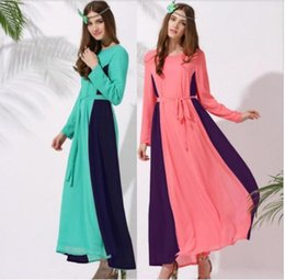 Wholesale Ethnic Clothing ethnic clothing muslim clothing fashion hot sale Muslim dress malaysia sale free ship