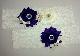Wholesale Garter Wedding Garter Bridal Garter Wedding Garter Set Toss garter Keep garter