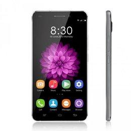 5,5 pouces OUKITEL U8 4G téléphone portable intelligent 64bits Quad Core MTK6735 Android 5.1 2G de RAM 16G ROM 1280 x 720 pixels Unlocked